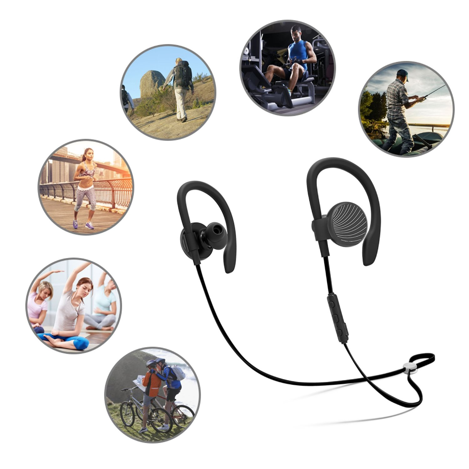 Thinking Sports & Music ? Think Cambond! Bluetooth 4.1 headphones for Running #ProductReview
