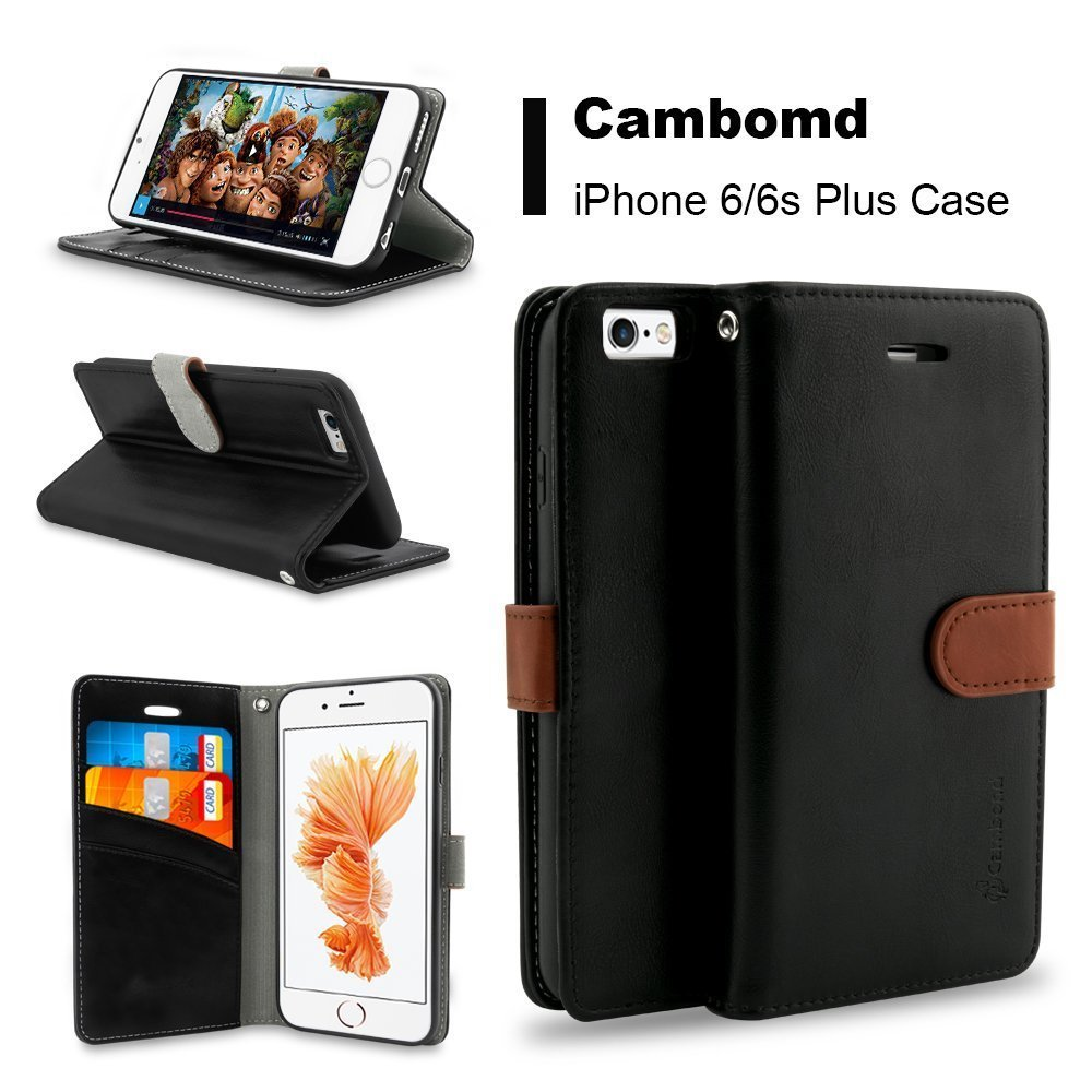 #CaseReview : Cambond wallet case for your iphone.