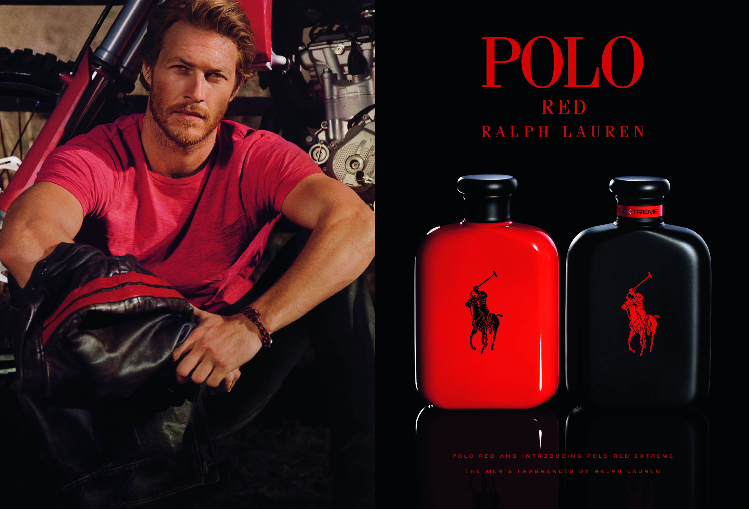 Ralph Lauren #POLO #extreme: takes you to another level.