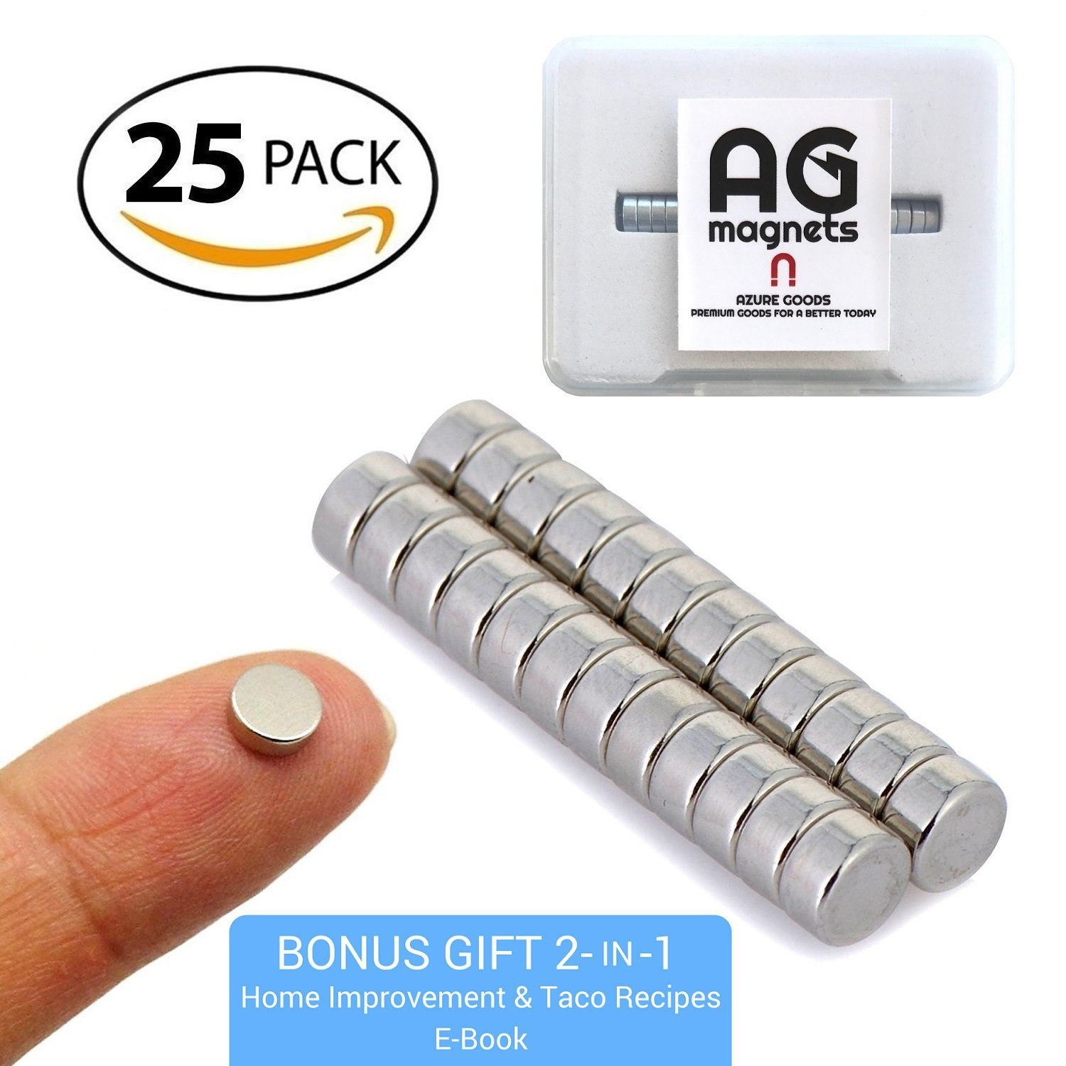 AG Magnet Review : Small Magnet for Big stuff