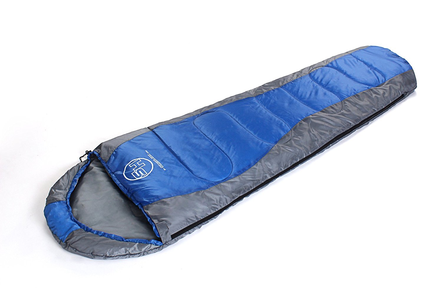 This Sleeping Bag wont give up on you even if you do.